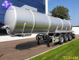 tank semi trailer semi trailer KAESSBOHRER STN LC 30 Tank