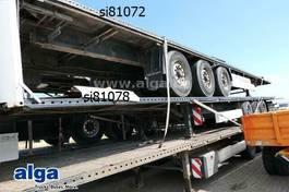 flatbed semi trailer Krone SDP 27, Pritsche, Multi-Lock-Rahmen, Luft-Lift 2007