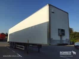 closed box semi trailer Fruehauf Semitrailer Dryfreight Standard Roldeur 2008
