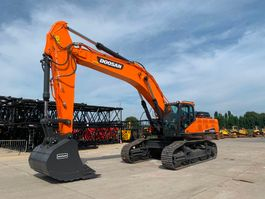 crawler excavator Doosan DX 530 LC-5B 2021