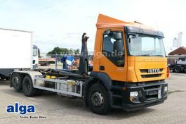 container truck Iveco AD260S42Y/PS, Lenk-Lift 2011
