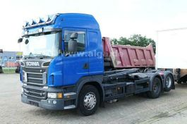 container truck Scania R500 LB 2013