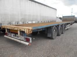 flatbed semi trailer Fruehauf Non spécifié 2007