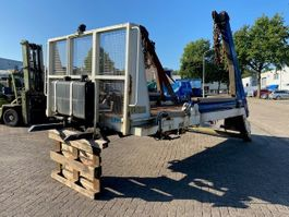 Container system truck part Hyva NG 2018 TA 2005