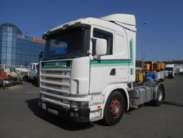 cab over engine Scania 114L 380 2000