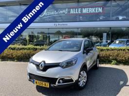 suv car Renault 0.9 TCe Authentique (airco - cruise control - ML - LMV - Parkeersensoren... 2017