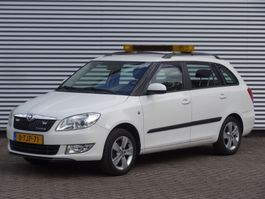 estate car Škoda FABIA COMBI GREENLINE 1.2 TDI 2014