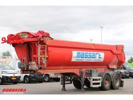 tipper semi trailer MOL KS 85 Kipper ca. 26m3 2013