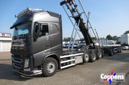 container truck Volvo FH 500 VTV3R 2018