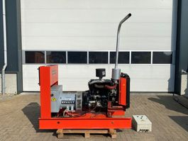 generator Perkins 4.236 Leroy Somer 43 kVA generatorset ex emergency