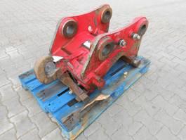 quickcoupler equipment part Verachtert CAT 324D 2011