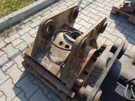 quickcoupler equipment part Verachtert - Gebruikte snelwissel CW40 2012