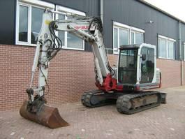 crawler excavator Takeuchi TB175 2008