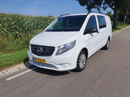 Mercedes-Benz vito 111  dubbele cabine grijskenteken vito 111 dubbele cabine 2016
