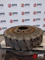 tyres truck part Michelin Occ Band 9.00R20 Michelin X mine D2 met velg