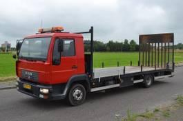 car transporter truck MAN oprijwagen Nieuwe apk! 2005
