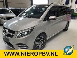 Kastenwagen Mercedes-Benz V-Klasse AMG Dubbelcabine Automaat Airco Navi Leer Nieuw 2021