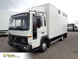 Pferdetransporter-LKW Volvo FLC + Manual + Horse transport 1997