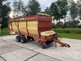 self loading wagon Krone Turbo 3500
