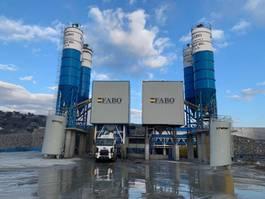 concrete batching plant FABO POWERMIX-200 STATIONARY CONCRETE BATCHING PLANT 2021