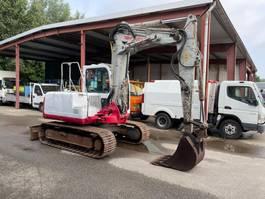 crawler excavator Takeuchi TB 175 2007