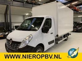 closed lcv Renault Master 2.3DCI Bakwagen met Laadklep Airco 1000KG Laadvermogen 2019