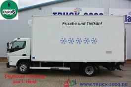 refrigerated truck FUSO Canter 9C18 Tiefkühl Frischdienst inkl. LBW 1.Hd 2017
