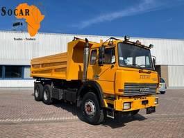 tipper truck Iveco Turbostar 330 WATERCOOLED  ZF 6X4 1992