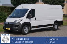 closed lcv Citroën Heavy 2.0HDI L4H2 140PK Airco, Cruise, DAB+!! Nr. 186 2021
