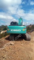 wheeled excavator Kobelco SK210LC-8 2017