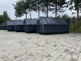 Abfallcontainer 9m3 Puinhuisje  UIT VOORRAAD LEVERBAAR