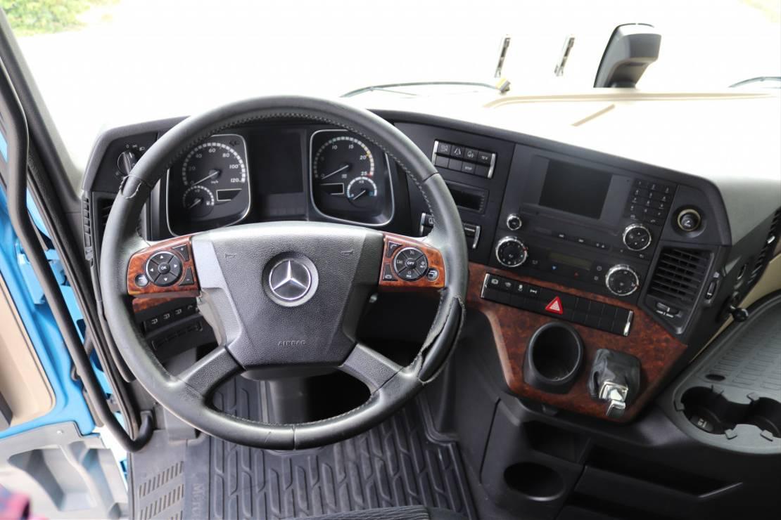 cab over engine Mercedes-Benz Actros 1845 E5 Retarder MP4 2011