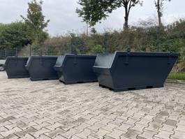 Abfallcontainer Overige 2m3 puin / vuil container . UIT VOORRAAD LEVERBAAR