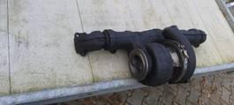 Turbosprężarka część do samochodu ciężarowego DAF XF / XF euro 5 Turbo 2021