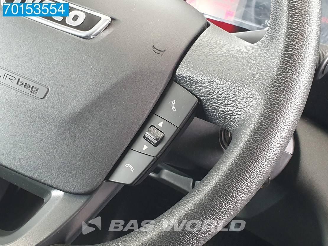 closed lcv Iveco 35S16 L3H2 160pk Automaat Airco Bluetooth 16m3 A/C 2019
