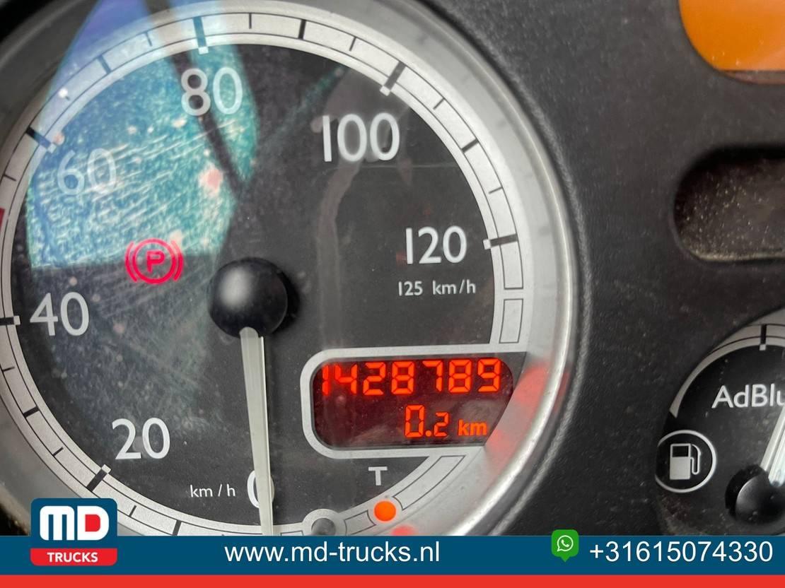 cab over engine DAF CF 85 manual airco retarder 2008