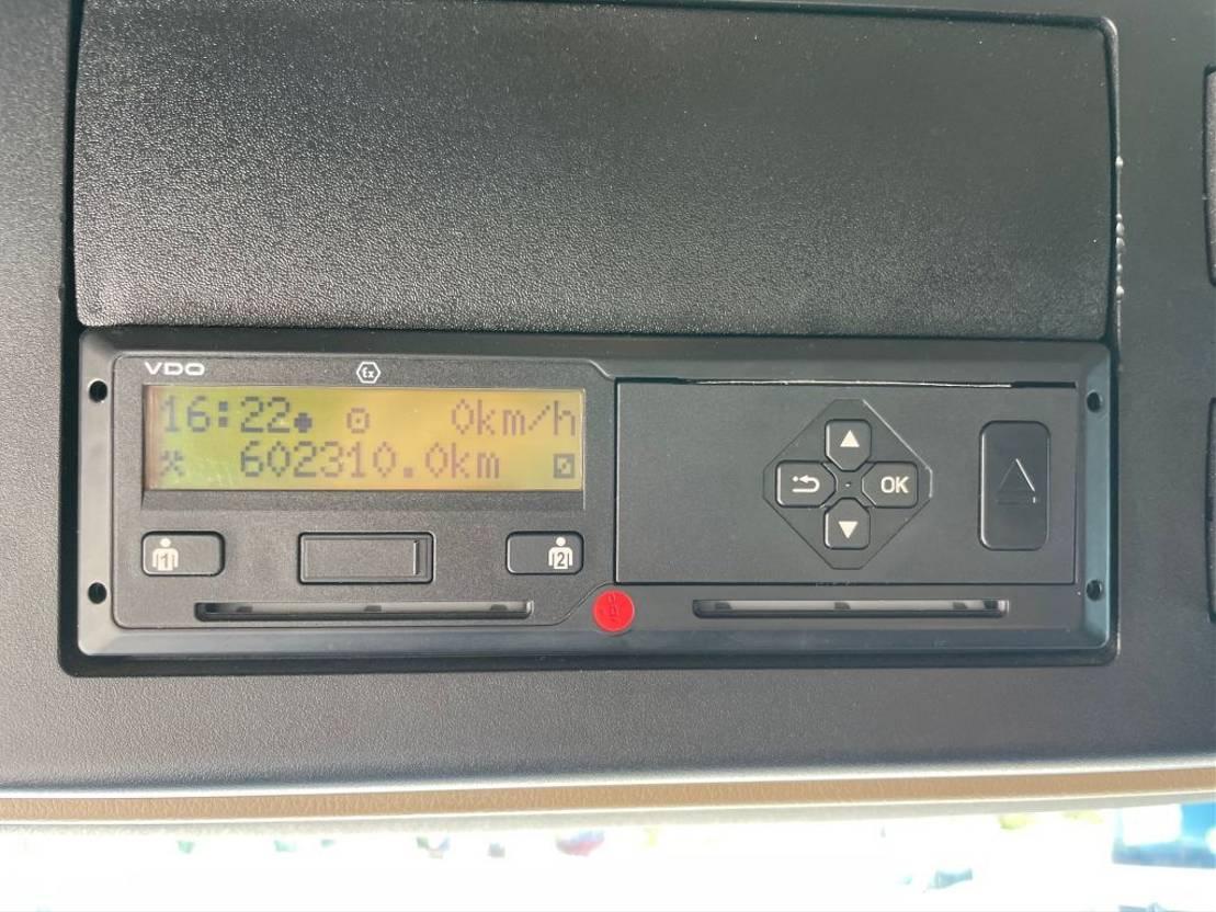 cab over engine Mercedes-Benz Actros 1845 LS Euro6 2015