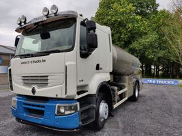 tank truck Renault Premium 460 DXI-4x4-citerne en inox isotherme