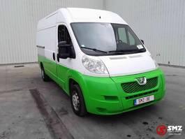 Kastenwagen Peugeot 2013