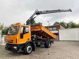 other construction machine Andere EuroCargo ML120E22 4x2 EuroCargo ML120E22 4x2 mit Kran Hiab 088ES... 2013