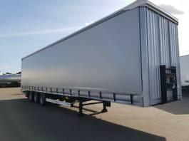 tilt semi trailer KAESSBOHRER Curtainsider / Schiebeplanenauflieger Typ SCS M