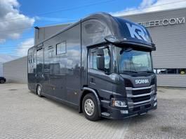 Pferdetransporter-LKW Scania KR- Horsetrucks 2021
