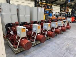 generator Iveco 8031 Stamford 30 kVA generatorset as New ! 2005