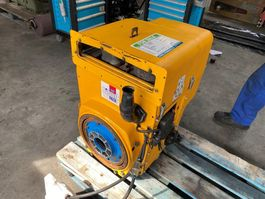 industrial engine Hatz 2L41C 32 PK 2 cilinder Silentpack Diesel motor 2013