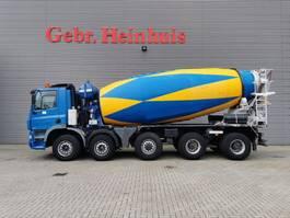 Betonmischer-LKW DAF Ginaf X 5250 TS 380 10x6 Liebherr 1504 Mixer 15 Kub! 2004