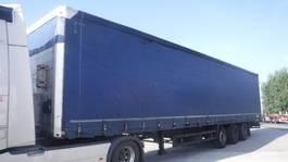sliding curtain semi trailer Schmitz Cargobull Coil tautliner 2011