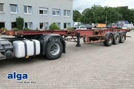 chassis semi trailer SCHWERINER ANDERE Schweriner Fahrzeugbau CS40, 2x20/1x30/1x40 Fuß 1995