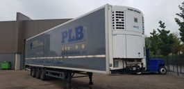 refrigerated semi trailer Pacton thermoking 2001