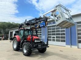 seed drill Case Maxxum 125 Traktor Kran + Arbeitskorb + Bohrger. 2016