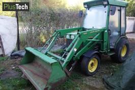 farm tractor John Deere 420 1998